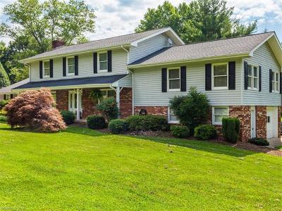 Hendersonville Single Family Home For Sale: 18 Shadblow Lane
