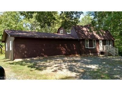 Tryon Single Family Home For Sale: 1933 John Shehan Road