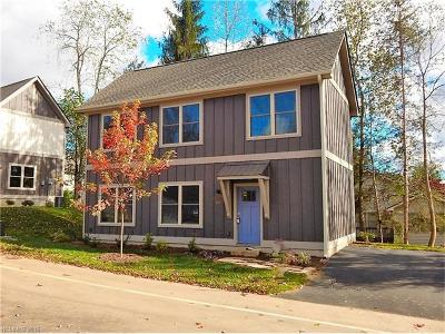 Brevard Single Family Home For Sale: 63 Pike Place