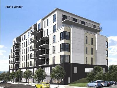 Asheville Condo/Townhouse For Sale: 45 Asheland Avenue #303