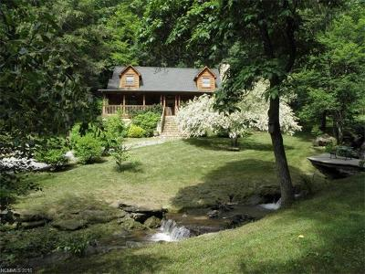 Waynesville Single Family Home For Sale: 108 & 147 Utopia Court