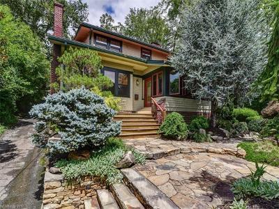 Asheville Single Family Home For Sale: 128 Hillside Street