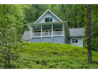 Pisgah Forest Single Family Home For Sale: 19 Argyll Circle