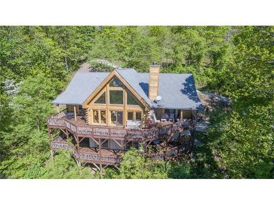 Black Mountain Single Family Home For Sale: 36 Winding Poplar Road