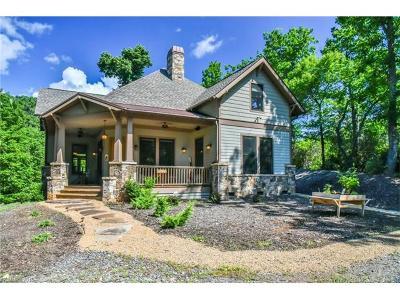 Black Mountain Single Family Home For Sale: 169 Camp Elliott Road