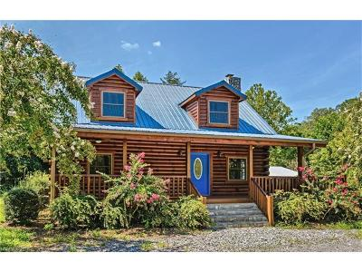 Lake Lure Single Family Home Under Contract-Show: 7183 Us 64/74a Highway