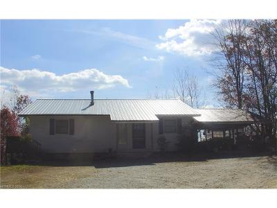 Transylvania County Single Family Home For Sale: 342 Laurel Hill Drive