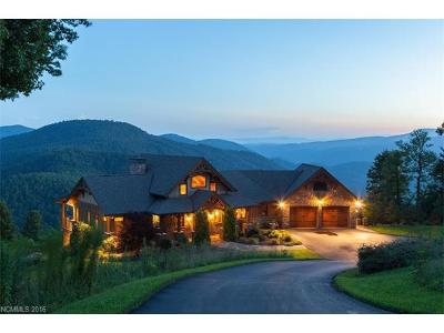 Black Mountain Single Family Home For Sale: 138 High Cliffs Trail