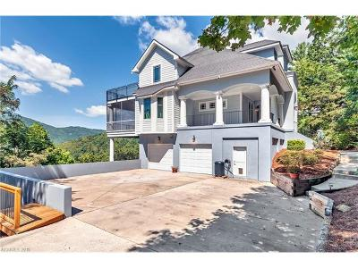 Asheville Single Family Home For Sale: 316 Mountain Laurel #66