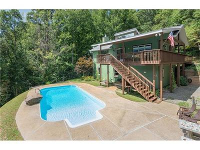 Weaverville Single Family Home For Sale: 48 Moody Cove Road