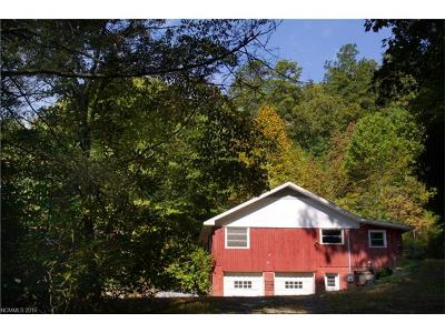 Transylvania County Single Family Home For Sale: 184 Lambs Creek Road