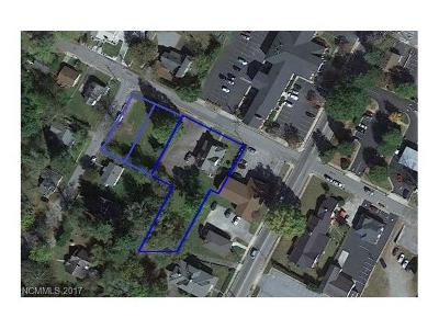 Brevard Residential Lots & Land Under Contract-Show: 31 W Morgan Street