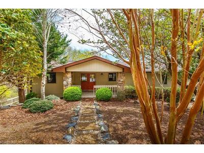 Brevard Single Family Home Under Contract-Show: 58 Warwaseeta Court
