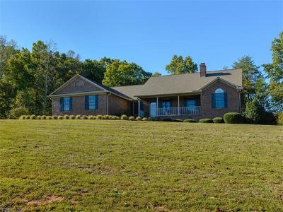 Rutherfordton Single Family Home For Sale: 2857 Abrams & Moore Road