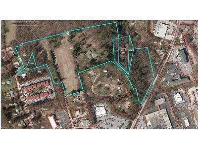 Asheville NC Residential Lots & Land Under Contract-Show: $2,972,289