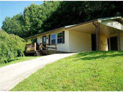 Pisgah Forest Single Family Home For Sale: 408 Glade Creek Road