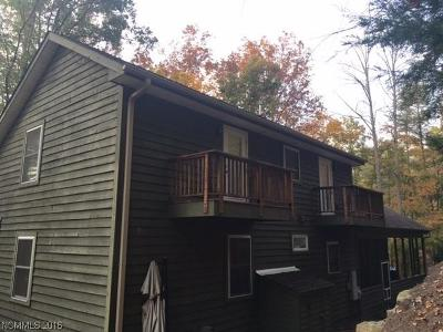 Mill Spring Single Family Home For Sale: 540 Coast Drive