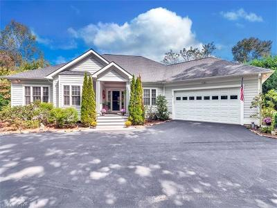 Mills River Single Family Home For Sale: 9 Country Club Road
