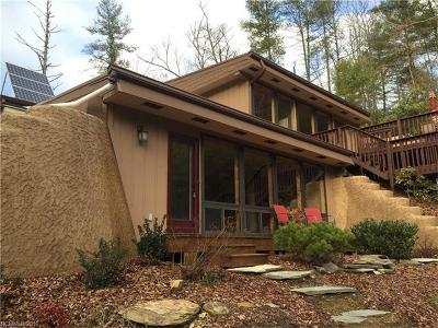 Marshall NC Single Family Home For Sale: $349,000