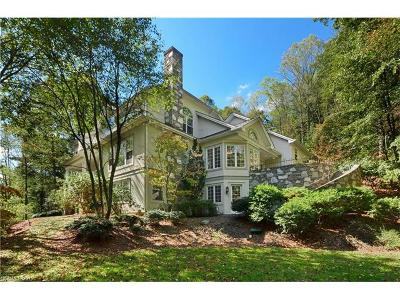 Asheville NC Single Family Home Closed: $905,000