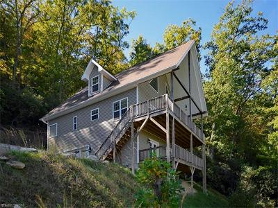 Boyd, Little River, Penrose, Pisgah Forest Single Family Home Under Contract-Show: 100 Russell Circle