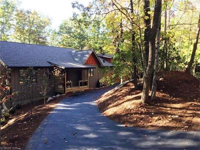 Pisgah Forest Single Family Home For Sale: 358 Knob Road #10