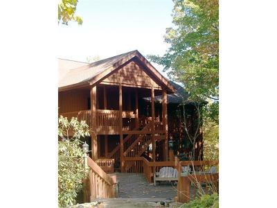 Lake Toxaway Condo/Townhouse Under Contract-Show: 3 Toxaway Falls Drive #3
