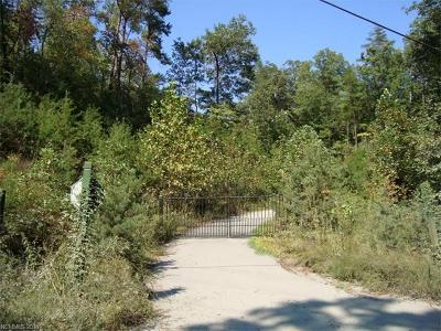 Mill Spring Residential Lots & Land For Sale: Lake Adger Road #1,2, 3,