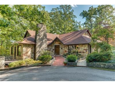 Tryon Single Family Home For Sale: 70 Thousand Pines Lane