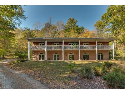 Tryon Single Family Home Under Contract-Show: 220 Dark Horse Lane