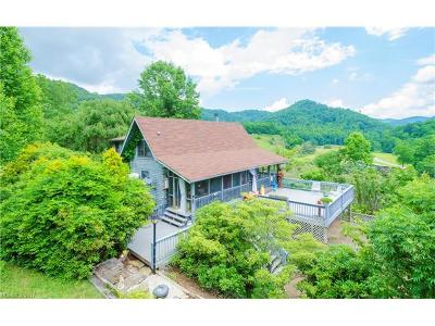 Hot Springs Single Family Home For Sale: 85 Woody Farm Road