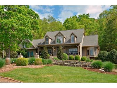 Arden Single Family Home For Sale: 911 Clovertop Lane #Lot 1
