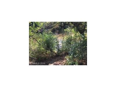 Rutherfordton Residential Lots & Land For Sale: 999 Jay White Road