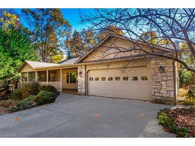 Transylvania County Single Family Home For Sale: 145 Sedi Lane #U14/L27