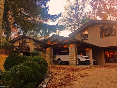 Transylvania County Single Family Home For Sale: 1330 Fairway Drive #L-30, 31