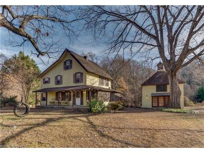 Tryon Single Family Home For Sale: 1581 Us Hwy 176