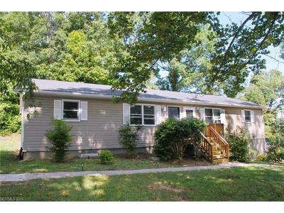 Weaverville Multi Family Home For Sale: 21&23 Deep Woods Road