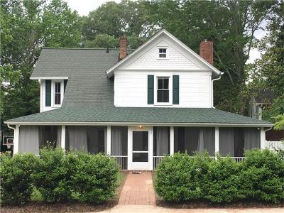 Tryon Single Family Home For Sale: 34 Broadway Avenue