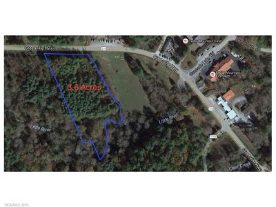 Cedar Mountain, Dunns Rock Residential Lots & Land For Sale: 10628 Greenville Highway