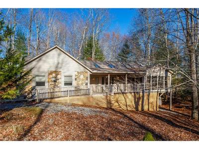 Transylvania County Single Family Home Under Contract-Show: 3125 Connestee Trail
