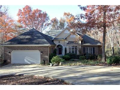 Columbus Single Family Home For Sale: 121 White Oak Mountain Road #42