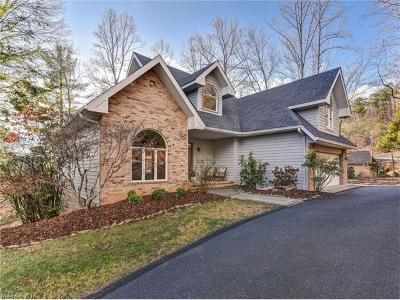 Weaverville Single Family Home For Sale: 26 Hillcrest Drive