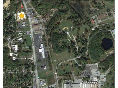 Hendersonville Residential Lots & Land For Sale: 2815 Asheville Highway