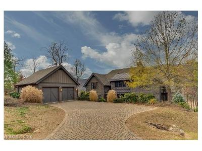 Mill Spring Single Family Home For Sale: 995 Deep Gap Farm Road