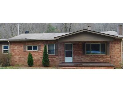 Transylvania County Single Family Home Under Contract-Show: 3376 Pickens Highway