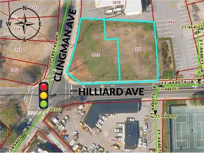 Asheville Residential Lots & Land Under Contract-Show: 357 Hilliard Avenue