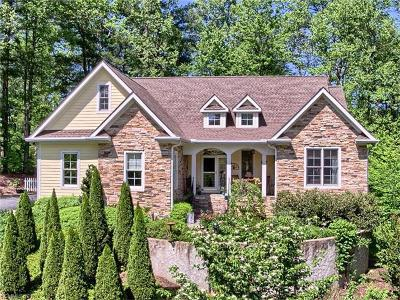Hendersonville Single Family Home For Sale: 69 Benhurst Court