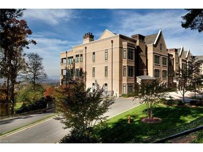 Asheville Condo/Townhouse For Sale: 288 Macon Avenue #205