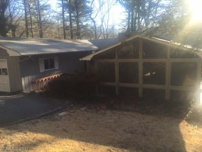 Cedar Mountain, Dunns Rock Single Family Home For Sale: 101 Edwards Road