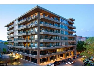 Asheville Condo/Townhouse Under Contract-Show: 21 Battery Park Avenue #601